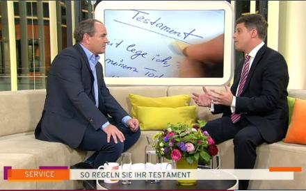 Jochen Kreutzberg im RTL Morgenmagazin